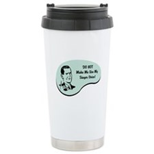 Singer Voice Travel Mug