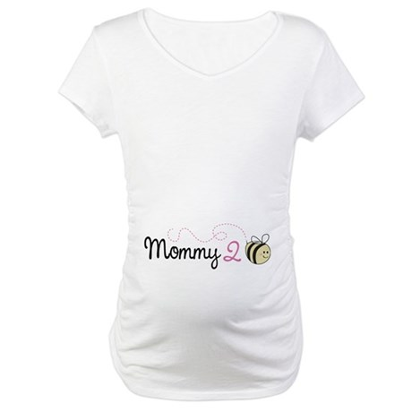 Mommy To Bee Maternity T-Shirt