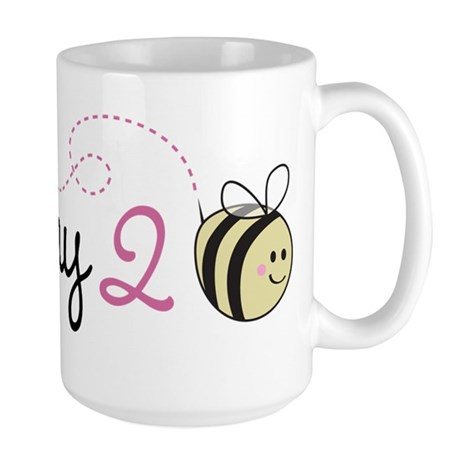 Mommy To Bee Large Mug