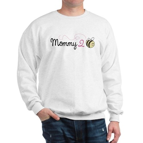 Mommy To Bee Sweatshirt