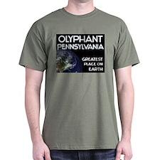 olyphant pennsylvania - greatest place on earth Da