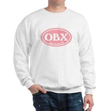OBX Pink Outer Banks Sweatshirt