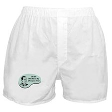 QA Engineer Voice Boxer Shorts