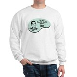 Police Officer Voice Sweatshirt