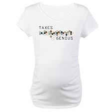Taxes Genius Shirt