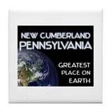 new cumberland pennsylvania - greatest place on ea