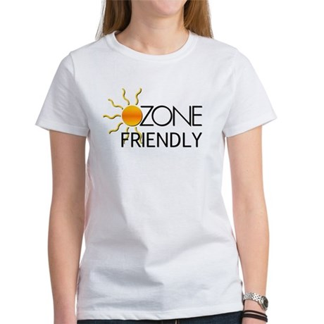 Ozone Friendly Women's T-Shirt