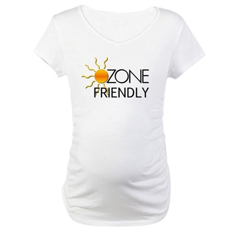 Ozone Friendly Maternity T-Shirt