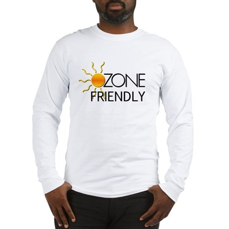 Ozone Friendly Long Sleeve T-Shirt