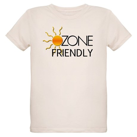 Ozone Friendly Organic Kids T-Shirt