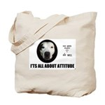 AMERICAN PIT BULL TERRIER Tote Bag