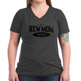 New Mom Twins Shirt
