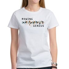 Rowing Genius Tee