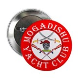 Mogadishu Yacht Club 2.25&quot; Button (10 pack)
