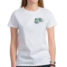 Health and Safety Officer Voice Tee