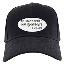 Neuroscience Genius Baseball Hat