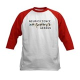 Neuroscience Genius Tee