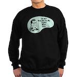 English Major Voice Sweatshirt (dark)