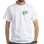 English Major Voice White T-Shirt