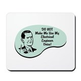 Electrical Engineer Voice Mousepad