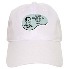 Deep Sea Diver Voice Baseball Cap