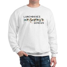 Lunchboxes Genius Sweatshirt