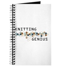 Knitting Genius Journal