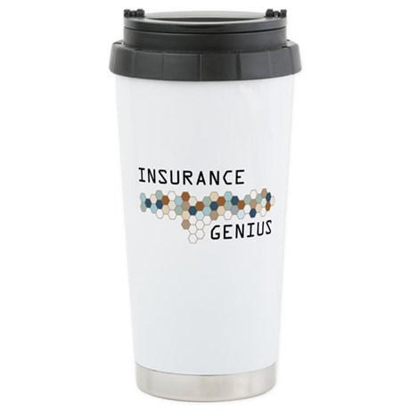 Insurance Genius Ceramic Travel Mug