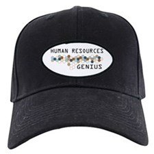 Human Resources Genius Baseball Hat