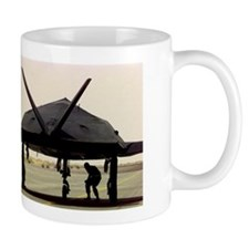 F-117 Stealth Military Gift Mug