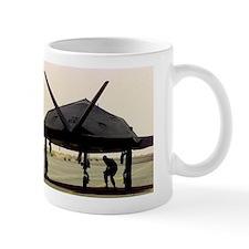F-117 Stealth Military Gift Small Mug