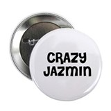 "CRAZY JAZMIN 2.25"" Button (10 pack)"
