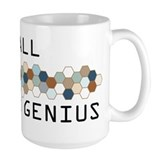 Foosball Genius Coffee Mug