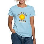 Class Of 2025 Logo Women's Light T-Shirt