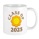 Class Of 2025 Logo Mug
