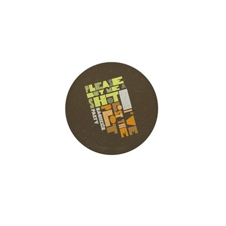 Retro Lost the Plot Mini Button (10 pack)