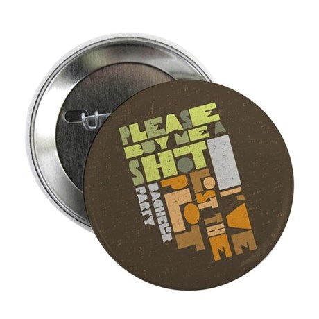 "Retro Lost the Plot 2.25"" Button (10 pack)"