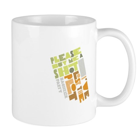 Retro Lost the Plot Mug