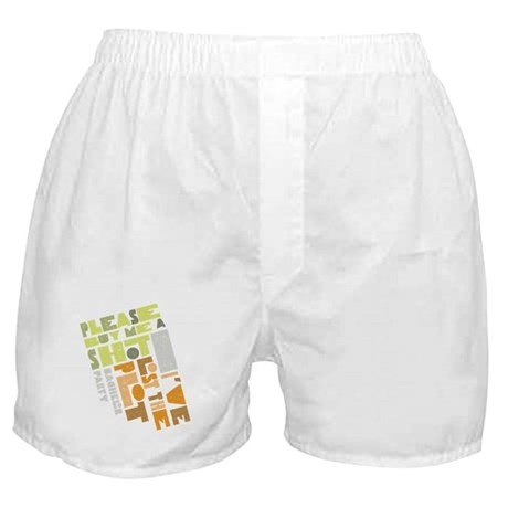 Retro Lost the Plot Boxer Shorts