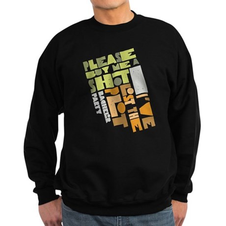 Retro Lost the Plot Sweatshirt (dark)