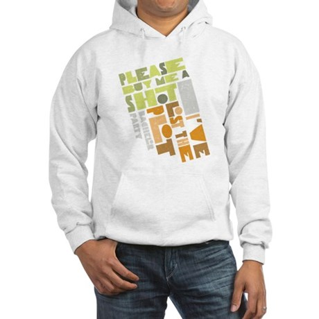 Retro Lost the Plot Hooded Sweatshirt