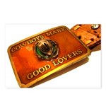 Cowboys Make Good Lovers Postcards (Package of 8)