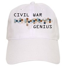 Civil War Genius Baseball Cap
