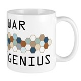 Civil War Genius Mug