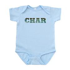 CHAR Word Infant Bodysuit