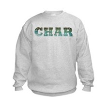 CHAR Word Kids Sweatshirt