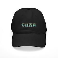 CHAR Word Baseball Hat
