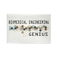 Biomedical Engineering Genius Rectangle Magnet