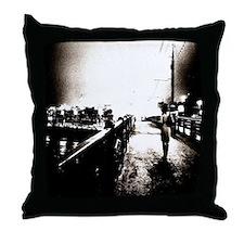 Borodinski Throw Pillow