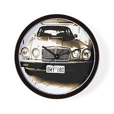 Jaguar XJ6 Wall Clock